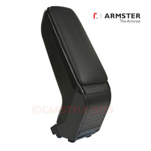 FORD FOCUS MK3 '2015-2017 (facelift) Armster S Armrest with USB / AUX - Black