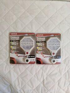 STKR Garage Parking Sensor - Adjustable - Detect - Slow Down - Stop Lights - New