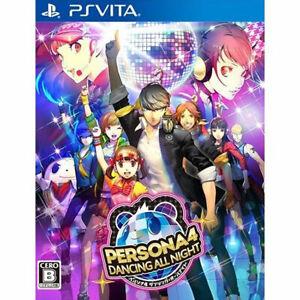 PS Vita   Persona 4 Dancing All Night   NTSC-J JAP JPN Region-Free PSV