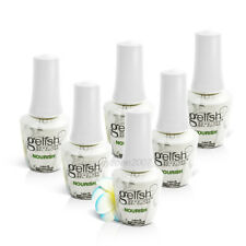 6 Bottles Harmony Gelish Nourish Cuticle Oil 0.5oz