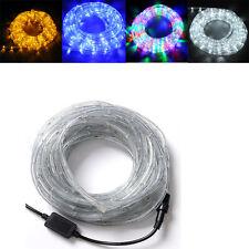 2m-25m LED Lichtschlauch Außen schlauch Lichterkette Außen Innen geeignet IP65