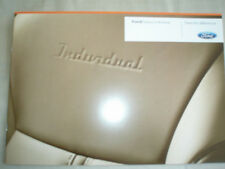Ford Galaxy Individual range brochure Mar 2008 German text