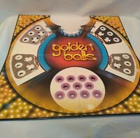 GOLDEN BALLS Electronic Board Game Spare Replacement Board VGC