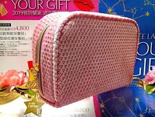 """*""""Christmas Gift""""*~""""ESTEE LAUDER""""~✰☾Pink Flannel Cosmetic Bag☽✰~✰""""FREE POST!""""✰~"""