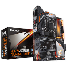 Gigabyte H370 AORUS GAMING 3 WIFI ATX Motherboard for Intel LGA1151 CPUs