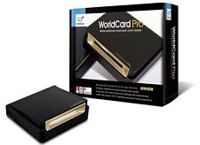 Penpower WCUPRO1EN WorldCard Pro Card Scanner 600 dpi Optical USB Windows MAC