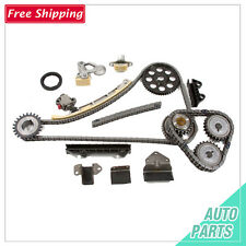 Timing Chain Kit Fits 1999-2007 Suzuki Grand Vitara-XL7 2.7L 2.5L H20A H25A H27A