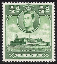 Malta 1938 SG218  ½d Green Definitive  UNMOUNTED MINT