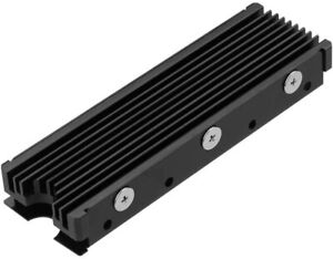 WARSHIP M.2 NGFF PCIE NVMe 2280 SSD Heatsink Cooling Fin Radiator + Thermal Pads