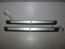 Audi S3 8V Einstiegsleisten beleuchtet Leisten side skirt A3 8V4947418 8V4947417