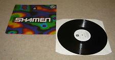 """The Shamen Hyperreal 12"""" Single - VVG"""