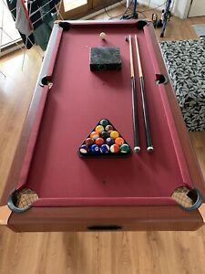 pool air hockey table