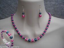 Handmade Love Hearts Round Costume Necklaces & Pendants