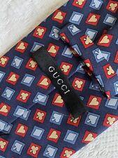 Men's Gucci All Silk Tie