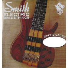 Ken Smith TCRM-6 Taper Core 6-String Electric Bass Strings, Medium 28-130 +Picks