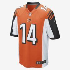 Nike Andy Dalton #14 On Field Jersey Cincinnati Bengals (479412-827) NWT! SZ:S