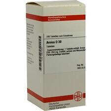 ARNICA D 30 Tabletten 200St PZN: 2801052