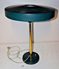 E1 Exceptionnelle lampe Louis Kalff - Philips 1950 lampado da tavolo