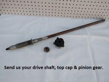 DRIVE SHAFT SHIMMING SERVICE  EVINRUDE JOHNSON 40 48 50 438399