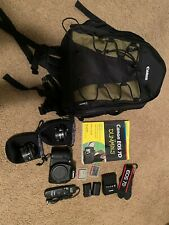 Canon EOS 7D 18.0 MP Digital SLR (+ 2 lenses) kit