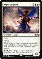 Angel of Grace x4 Magic the Gathering 4x Ravnica Allegiance mtg card lot