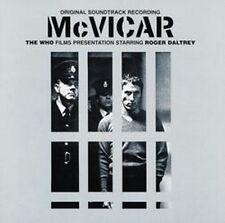 Roger Daltrey - Mcvicar [Soundtrack] (NEW CD)