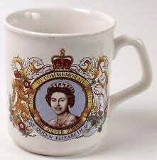 1977 Silver Jubilee Mug Elizabeth II Tam's England Cup