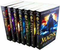 Septimus Heap Collection Angie Sage 7 Books Set NEW