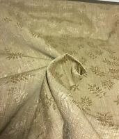 LINEN CHENILLE UPHOLSTERY BEST QUALITY FABRIC SUPER LUXURIOUS 1.6 METRES