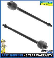2 New Front Inner Tie Rod End for Buick Cadillac Chevy Pontiac Saturn Oldsmobile