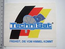 Aufkleber Sticker Technisat - Satelit (7264)