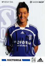 Mesut Özil FC Schalke Werder Bremen Real Madrid Arsenal London DFB Deutschland