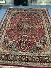 Antique Oriental Rug - Shah Abbas Design 10' x 13' Vintage