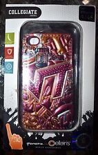 NCAA 3D Illusion Case - Virgina Tech - Virginia Hokies - iPhone 4/4S (Brand New)