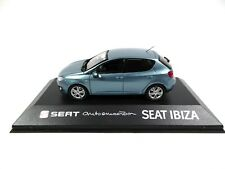 Seat New Ibiza Atul Nayarra 1:43 - Fischer Diecast Dealer Model Car SE26
