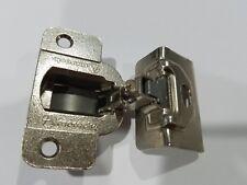 "AMEROCK 2010-43, 35mm 105 Degree, Frame cab, 1-1/4"" Overlay Hinge, 08C"