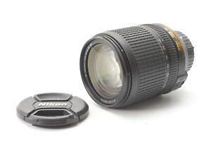 Nikon Nikkor AF-S 18-140mm f/3.5-5.6 G ED VR DX Lens - With Front and Rear Caps