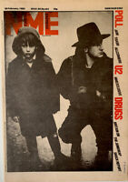 NME Music Magazine 26 February 1983 U2, Rockers Revenge, Afrikaa Bambaataa