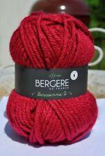 Laines, tricots et fils Bergère de France en laine