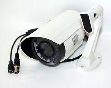 ZMODO  bullet TELECAMERA TVCC 650 TVL lente 12 mm 36 IR LED dist. 40 m - zmo_026