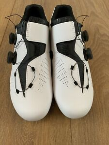 Fizik R1 infinito cycling shoes - Size 43 / White