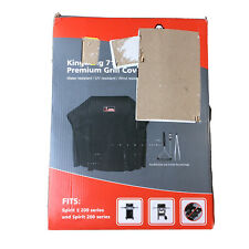 King Kong Gas Grill Cover with Accessories K7138 - Fits Spirit II 200 Series