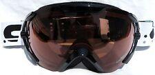 $160 Carrera Womens Dahlia Black winter snow Ski Goggles Ladies Polarized Lens!!
