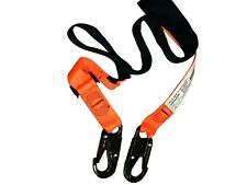 MILLER Adjustable Pole Strap Webbing w/ Double Action Snap Hooks ISGM