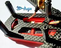 Project 399 Super G Plus Drone compatible FPV VTX & Receiver Bay 3D Printed TPU