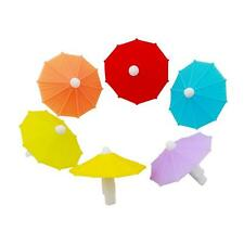 Fred & Friends My Tai Umbrella Drink / Cocktail Markers G