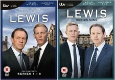 LEWIS Complete Series 1-9 DVD Box Set All Season 1 2 3 4 5 6 7 8 9 UK NEW R2
