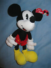 Official Disney Galerie Mickey Mouse Plush Stuffed Toy Big Pants & Shoes