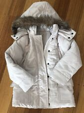 Witchery Girls Puffer Jacket Coat Size 6 Vgc