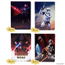 PU Leather Star Wars Case for iPad 2/3/4 Mini 4 Air Air 2 Smart Folio Cover